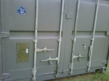 Doors prior to conversion